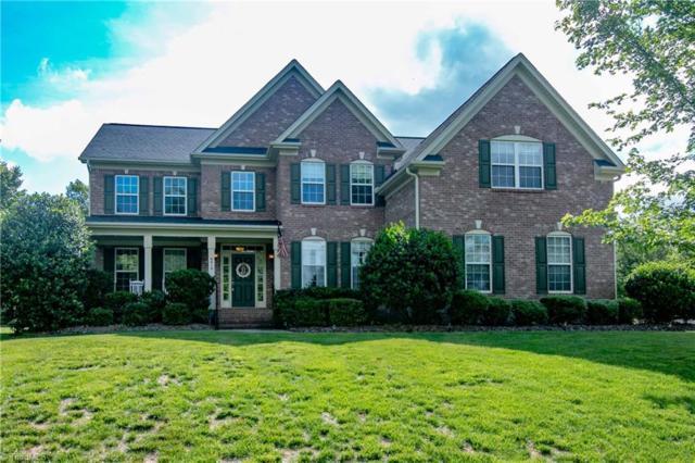 6410 Ashton Park Drive, Oak Ridge, NC 27310 (MLS #931646) :: Kristi Idol with RE/MAX Preferred Properties