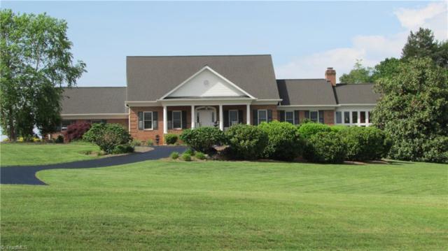 317 Marchmont Drive, Advance, NC 27006 (MLS #931677) :: HergGroup Carolinas