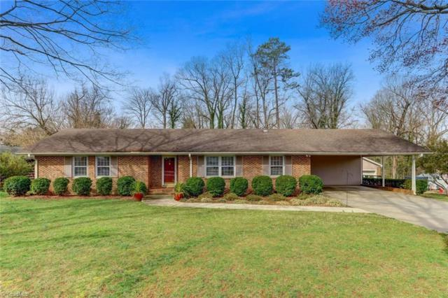 303 Guilford Road, Jamestown, NC 27282 (MLS #931678) :: Lewis & Clark, Realtors®