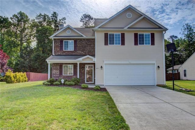 411 Walnut Crossing Drive, Whitsett, NC 27377 (MLS #931790) :: Lewis & Clark, Realtors®