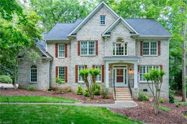 8505 Rosedale Drive, Oak Ridge, NC 27310 (MLS #931792) :: Kristi Idol with RE/MAX Preferred Properties