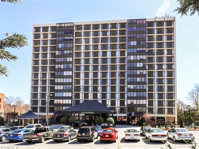 1101 N Elm Street #808, Greensboro, NC 27401 (MLS #931842) :: Kristi Idol with RE/MAX Preferred Properties