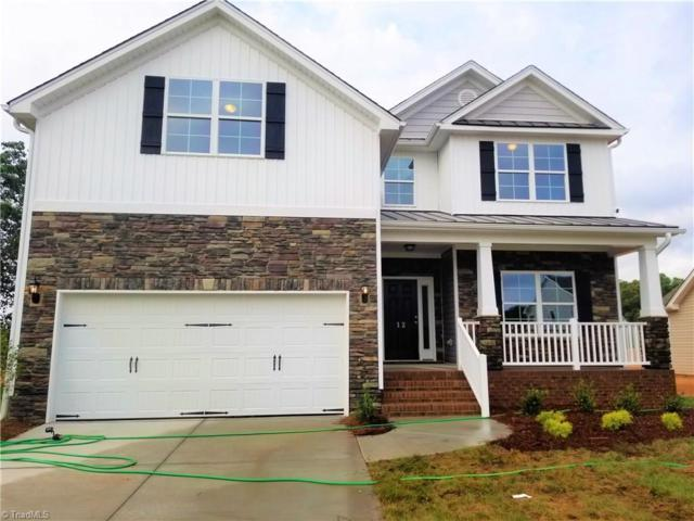 12 Cloverfield Court, Greensboro, NC 27406 (MLS #931864) :: HergGroup Carolinas