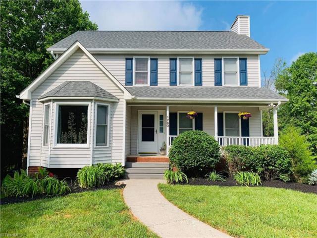 1760 Harper Spring Drive, Clemmons, NC 27012 (MLS #931923) :: Kristi Idol with RE/MAX Preferred Properties