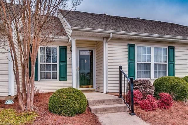 203 Bowen Lake Drive, Kernersville, NC 27284 (MLS #931924) :: HergGroup Carolinas
