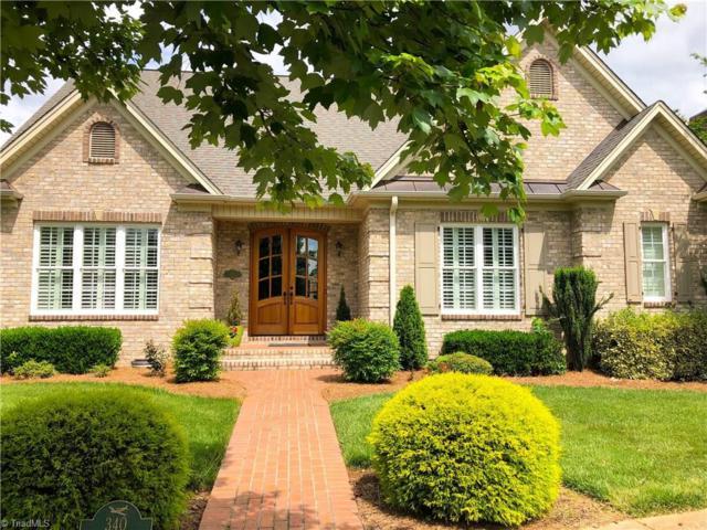 340 Orchard Park Drive, Advance, NC 27006 (MLS #931984) :: HergGroup Carolinas