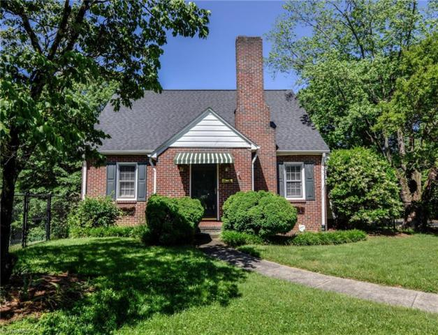 900 Watson Avenue, Winston Salem, NC 27103 (MLS #931988) :: HergGroup Carolinas