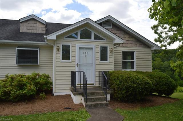 120 Greenbriar Street #1, Mount Airy, NC 27030 (MLS #932018) :: RE/MAX Impact Realty