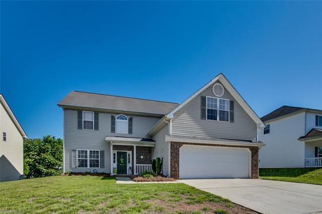804 Pecan Ridge Circle, Kernersville, NC 27284 (MLS #932116) :: Kristi Idol with RE/MAX Preferred Properties