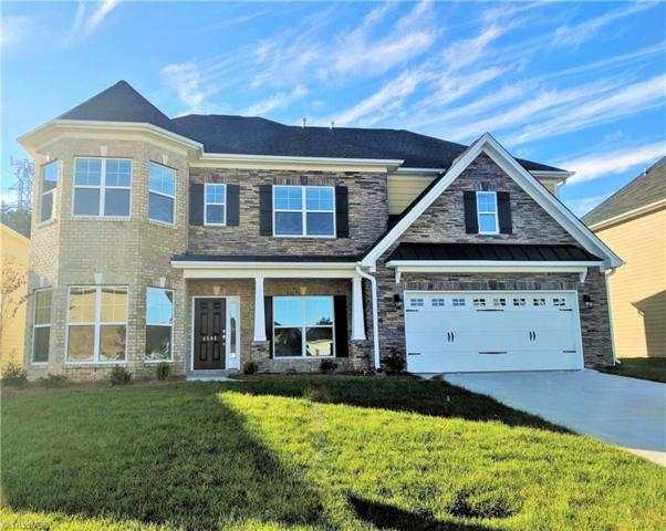 5792 Highland Grove Drive #31, Summerfield, NC 27358 (MLS #932120) :: HergGroup Carolinas