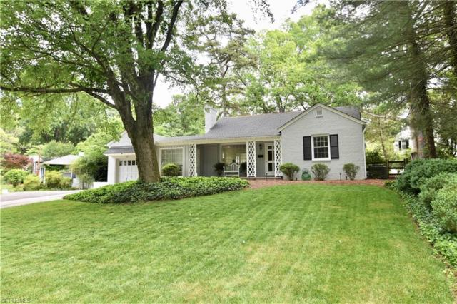 2433 Greenbrier Road, Winston Salem, NC 27104 (MLS #932246) :: HergGroup Carolinas