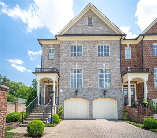 1 Old Saybrook Drive, Greensboro, NC 27455 (MLS #932269) :: Ward & Ward Properties, LLC