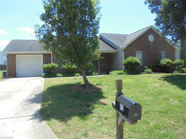 412 Rockbridge Drive, Kernersville, NC 27284 (MLS #932328) :: Lewis & Clark, Realtors®