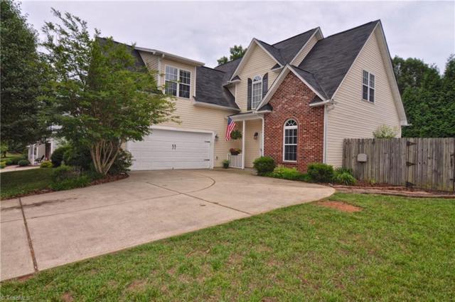 1166 Double Pond Lane, High Point, NC 27265 (MLS #932343) :: HergGroup Carolinas