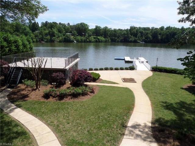 643 Lake Drive 10, Lexington, NC 27292 (MLS #932412) :: Berkshire Hathaway HomeServices Carolinas Realty