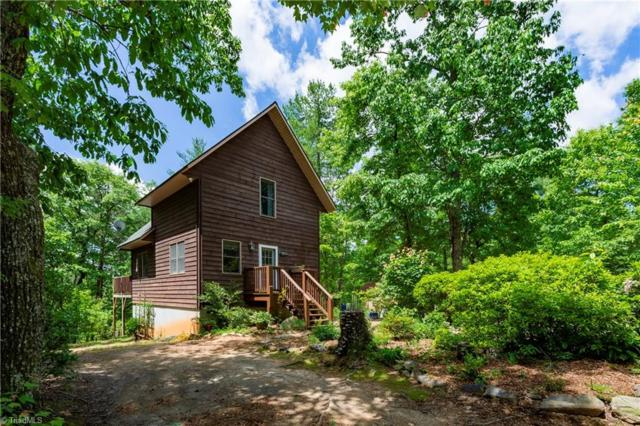 1162 Staghorn Road, Purlear, NC 28665 (MLS #932441) :: RE/MAX Impact Realty