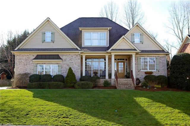 4805 Bluff Run Drive, Greensboro, NC 27455 (MLS #932500) :: HergGroup Carolinas