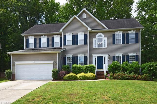 6 Devonna Court, Greensboro, NC 27455 (MLS #932505) :: Berkshire Hathaway HomeServices Carolinas Realty