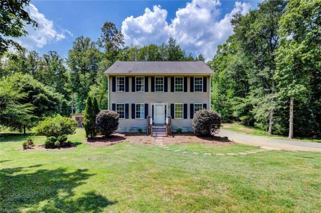 1125 Tangle Lane, High Point, NC 27265 (MLS #932546) :: Kristi Idol with RE/MAX Preferred Properties