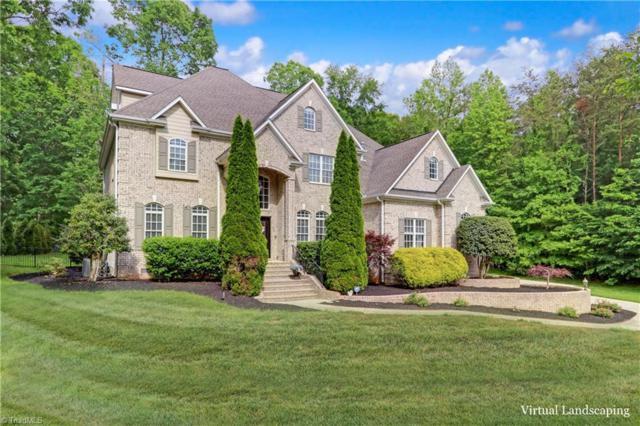 405 Pebble Ridge Court, Greensboro, NC 27455 (MLS #932709) :: HergGroup Carolinas