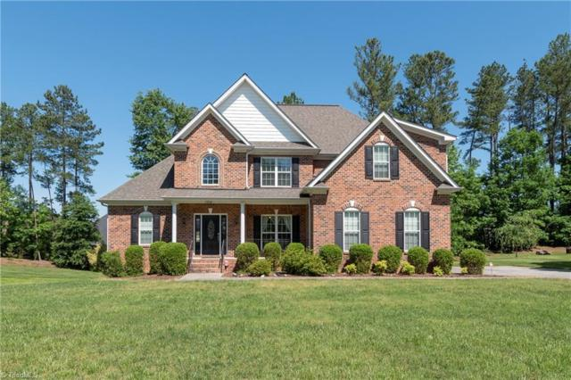 1254 Meadowlands Drive, Winston Salem, NC 27107 (MLS #932734) :: Ward & Ward Properties, LLC