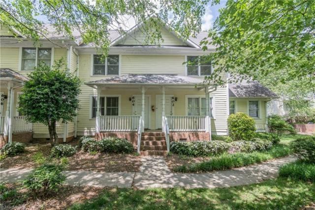 602 Spring Garden Street, Greensboro, NC 27401 (MLS #932743) :: Kristi Idol with RE/MAX Preferred Properties