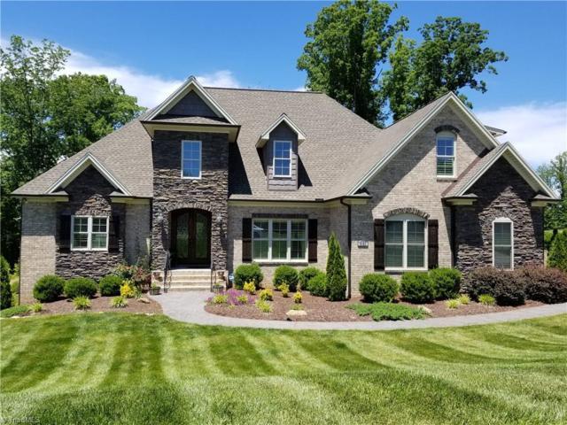 8323 Lillys Circle, Greensboro, NC 27455 (MLS #932854) :: Lewis & Clark, Realtors®