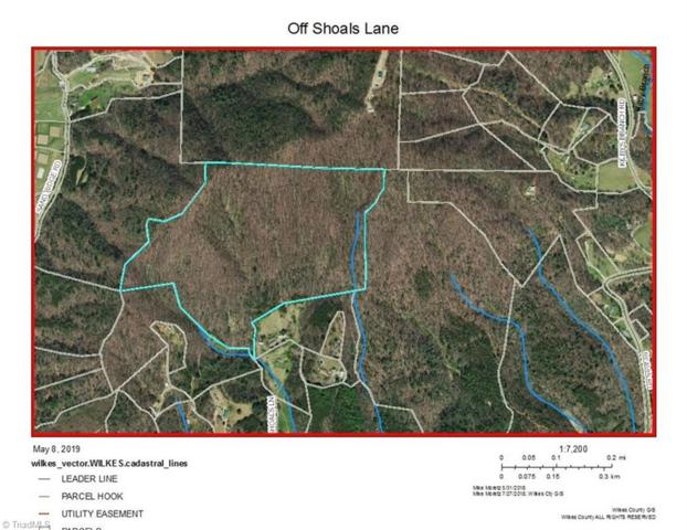 Shoals Lane, Millers Creek, NC 28651 (MLS #932857) :: RE/MAX Impact Realty