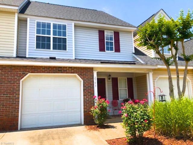 2743 Keswick Way, Greensboro, NC 27410 (MLS #932858) :: HergGroup Carolinas