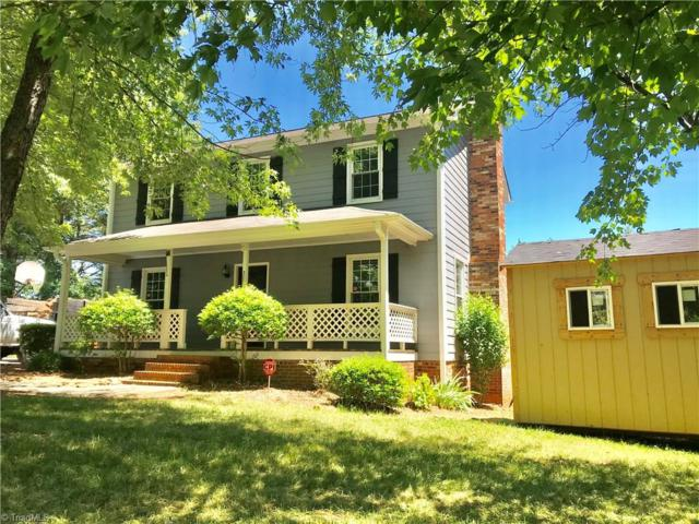 7501 Greenmeadow Drive, Tobaccoville, NC 27050 (MLS #932864) :: Kristi Idol with RE/MAX Preferred Properties