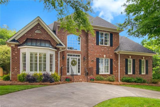 4135 Willow Knoll Lane, Winston Salem, NC 27106 (MLS #932928) :: HergGroup Carolinas