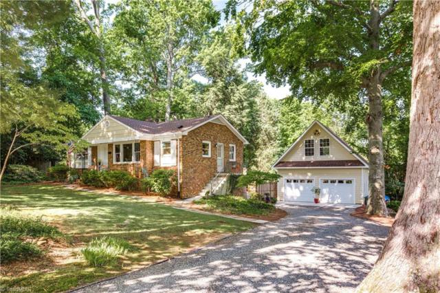 2809 Fairfield Avenue, Greensboro, NC 27408 (MLS #933080) :: HergGroup Carolinas