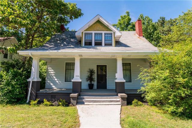 1306 Grove Street, Greensboro, NC 27403 (MLS #933093) :: HergGroup Carolinas | Keller Williams