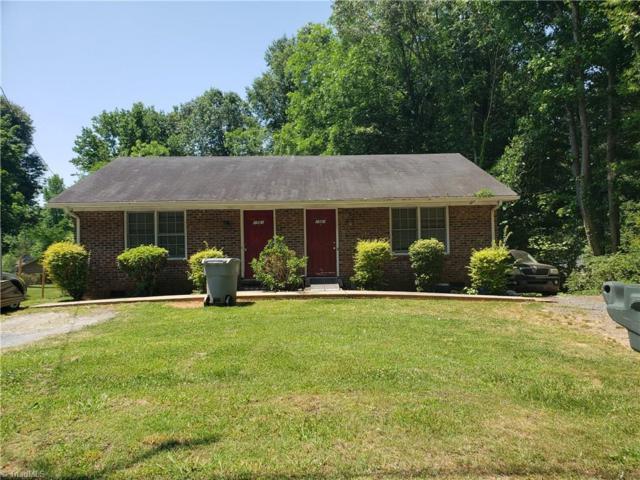 1561 Humble Street A & B, Asheboro, NC 27203 (MLS #934115) :: Kristi Idol with RE/MAX Preferred Properties