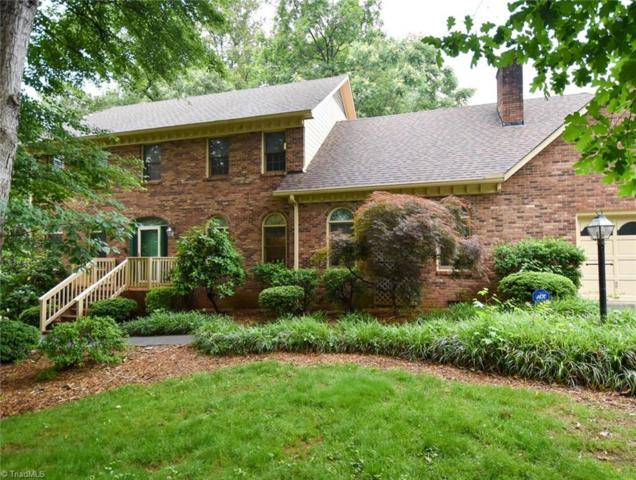 628 Doe Run Drive, Kernersville, NC 27284 (MLS #934166) :: HergGroup Carolinas | Keller Williams