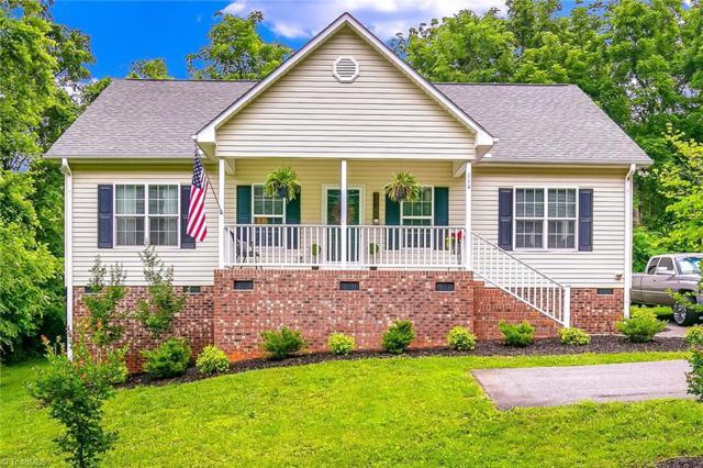 114 Fox Street, Randleman, NC 27317 (MLS #934245) :: Kristi Idol with RE/MAX Preferred Properties