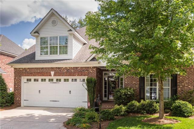 16 Hines Park Lane, Greensboro, NC 27455 (MLS #934280) :: Kim Diop Realty Group