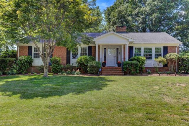2805 Northampton Drive, Greensboro, NC 27408 (MLS #934283) :: HergGroup Carolinas