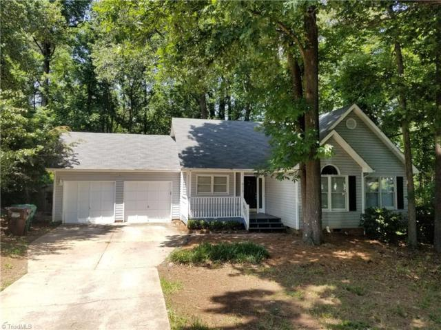 813 Bales Chapel Road, Jamestown, NC 27282 (MLS #934288) :: HergGroup Carolinas