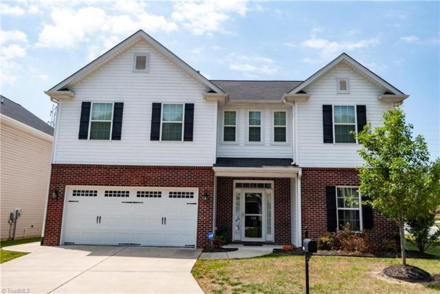 119 Still Water Circle, Gibsonville, NC 27249 (MLS #934322) :: Berkshire Hathaway HomeServices Carolinas Realty