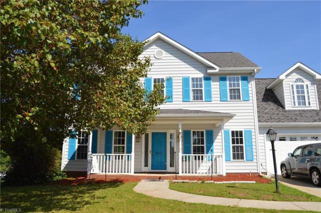 6041 Old Plank Road, High Point, NC 27265 (MLS #934337) :: Kristi Idol with RE/MAX Preferred Properties