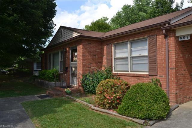 807 Liberty Drive, Thomasville, NC 27360 (MLS #934352) :: Kristi Idol with RE/MAX Preferred Properties