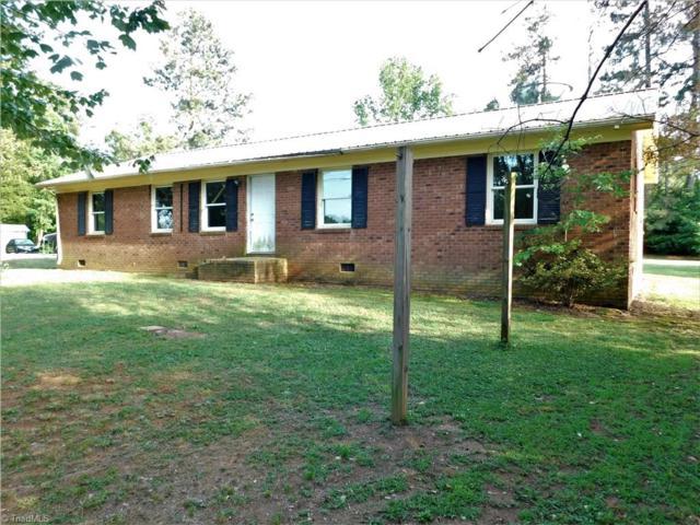 209 Trantham Drive, Lexington, NC 27292 (MLS #934379) :: HergGroup Carolinas