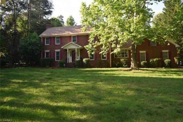 2207 Hunters Ridge Drive, Pleasant Garden, NC 27313 (MLS #934410) :: Lewis & Clark, Realtors®