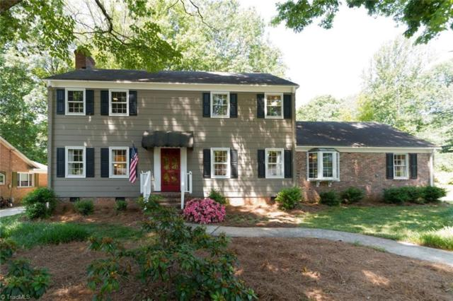 1209 Mcdowell Drive, Greensboro, NC 27408 (MLS #934748) :: Berkshire Hathaway HomeServices Carolinas Realty