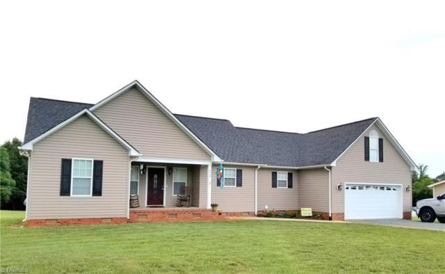6043 Griffin Drive, Ramseur, NC 27316 (MLS #934811) :: Kristi Idol with RE/MAX Preferred Properties