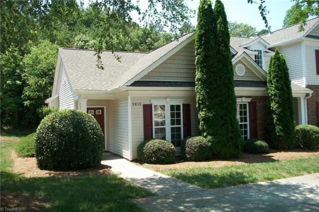 5932 Fox Ridge Lane, Winston Salem, NC 27104 (MLS #934823) :: Kristi Idol with RE/MAX Preferred Properties