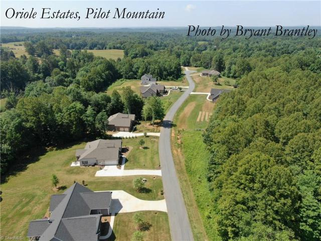 5 Oriole Way, Pilot Mountain, NC 27041 (MLS #934837) :: RE/MAX Impact Realty