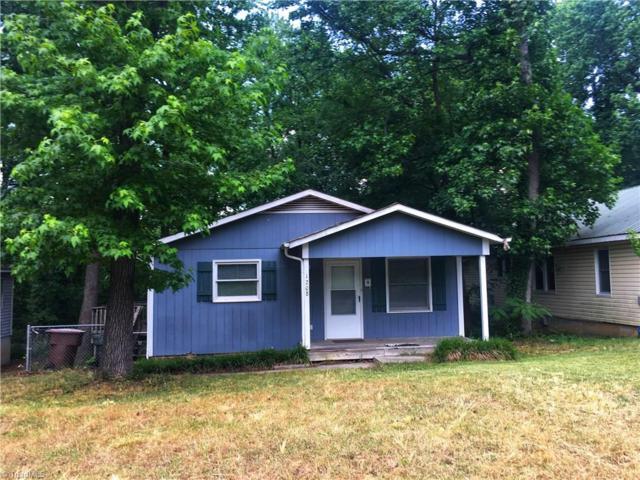 1208 Richardson Street, Greensboro, NC 27403 (MLS #934855) :: HergGroup Carolinas | Keller Williams