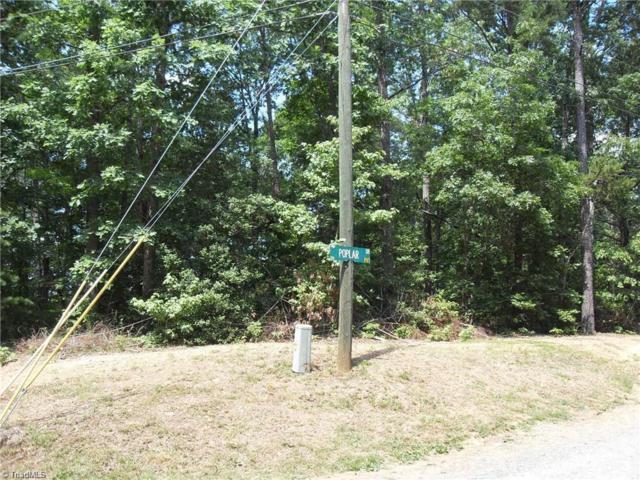 1228 Shoreline Drive, Lexington, NC 27292 (MLS #934878) :: Ward & Ward Properties, LLC